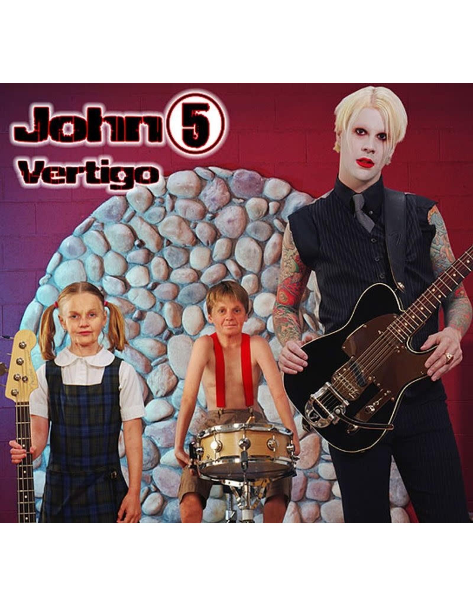 John 5 - Vertigo CD