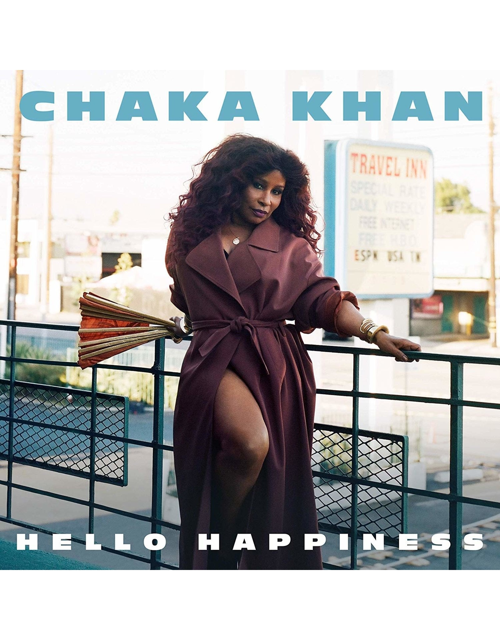 Kahn, Chaka - Hello Happiness CD