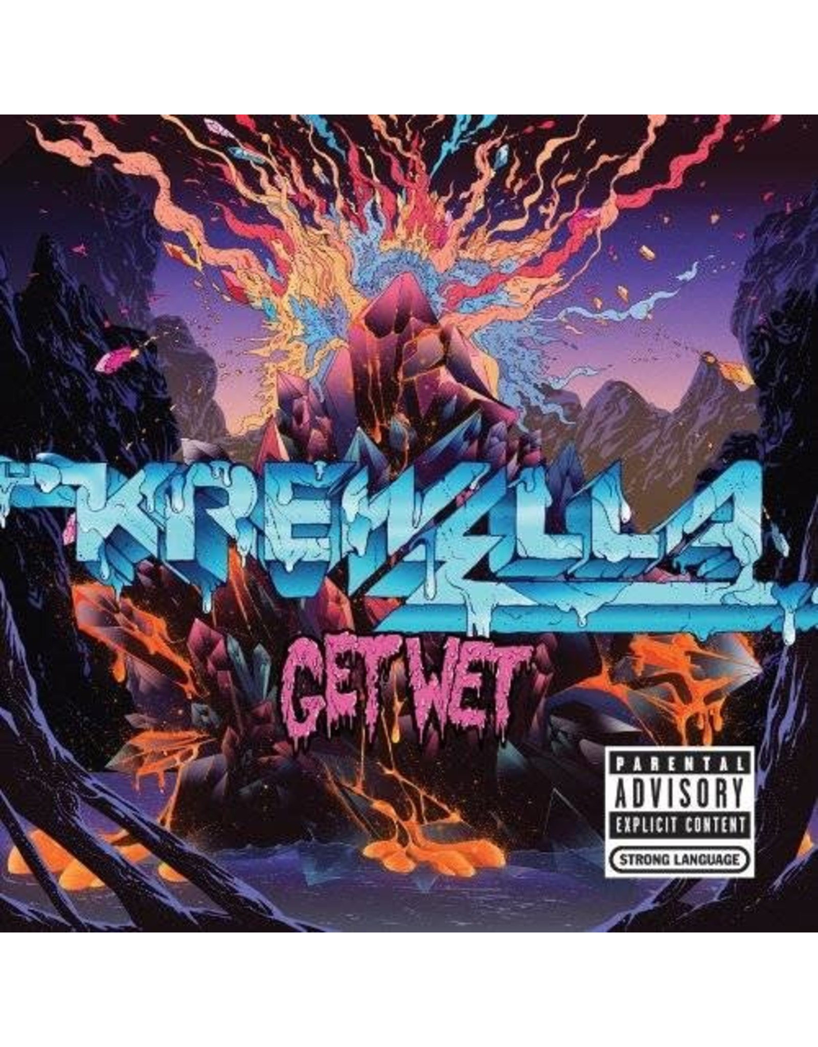 Krewella - Get Well CD