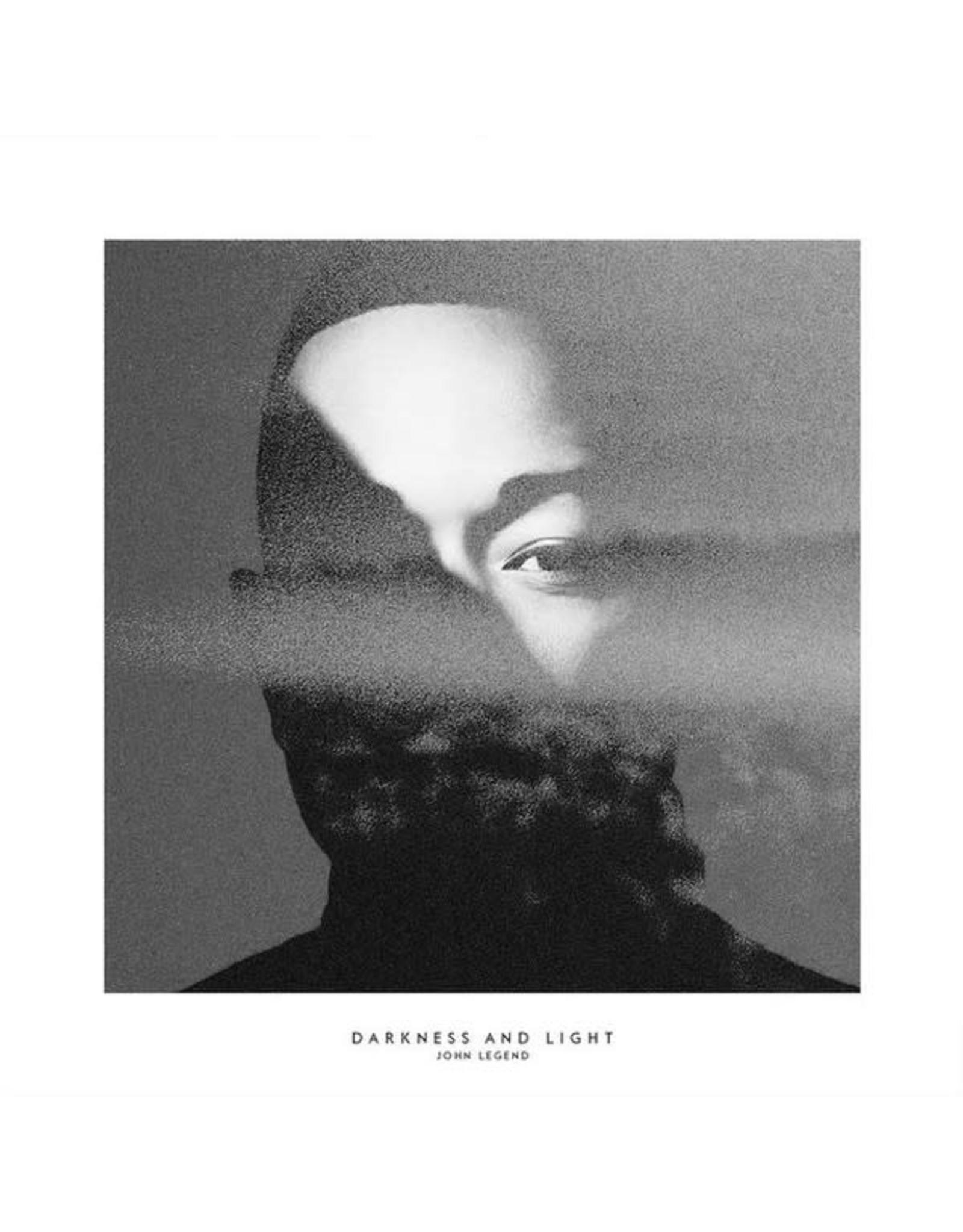 Legend, John - Darkness & Light CD