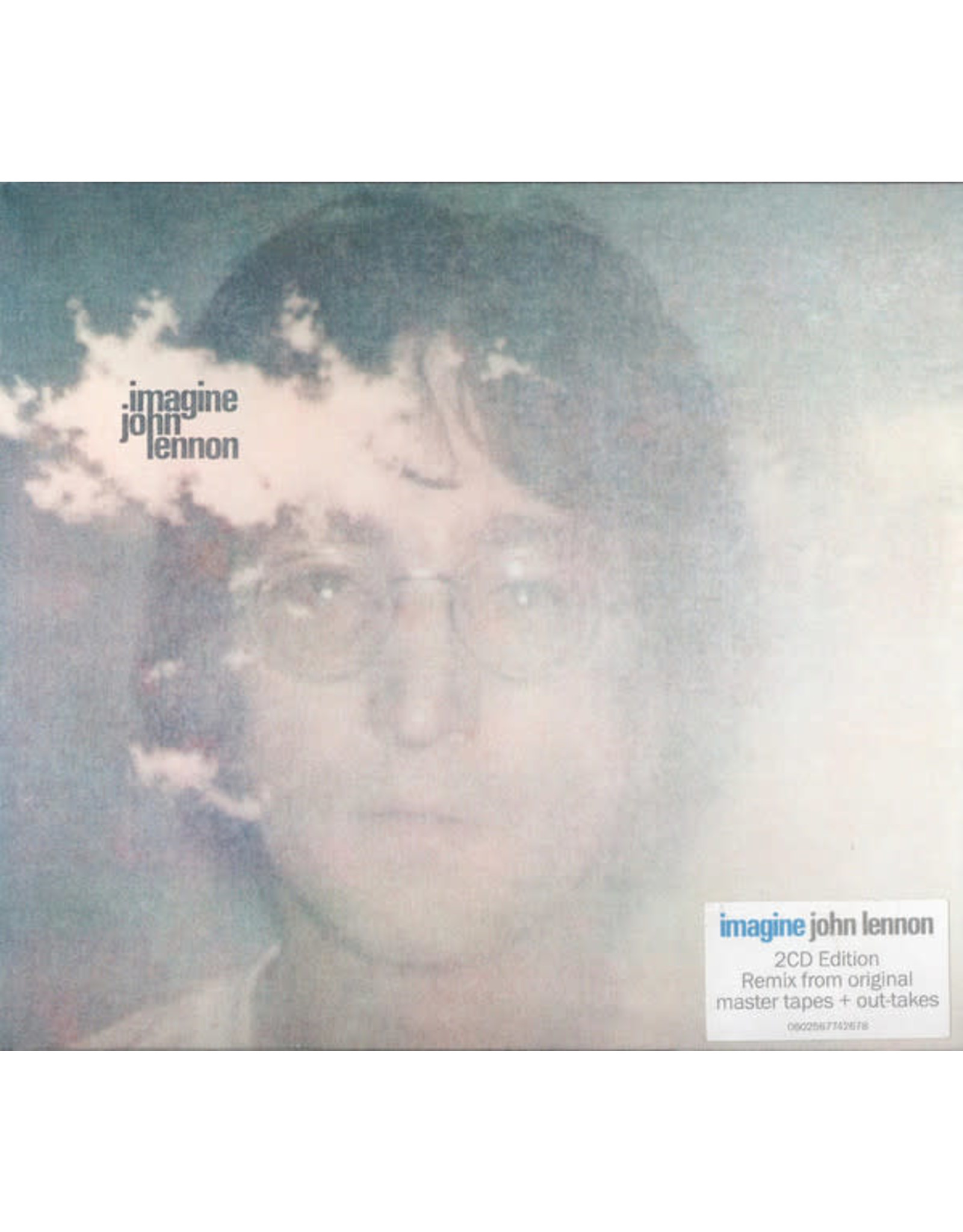 Lennon, John - Imagine (dlx. 2CD) CD