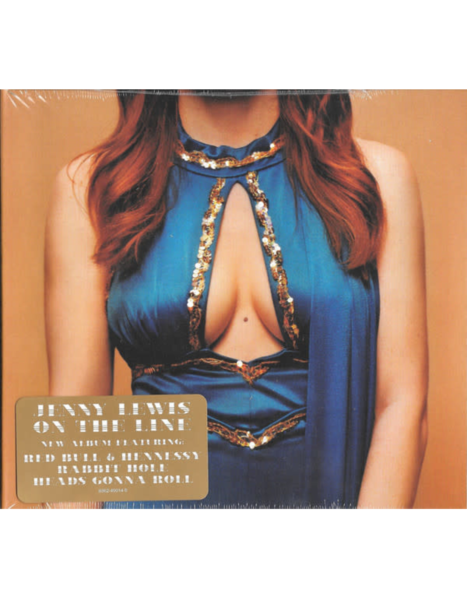 Lewis, Jenny - On the Line CD