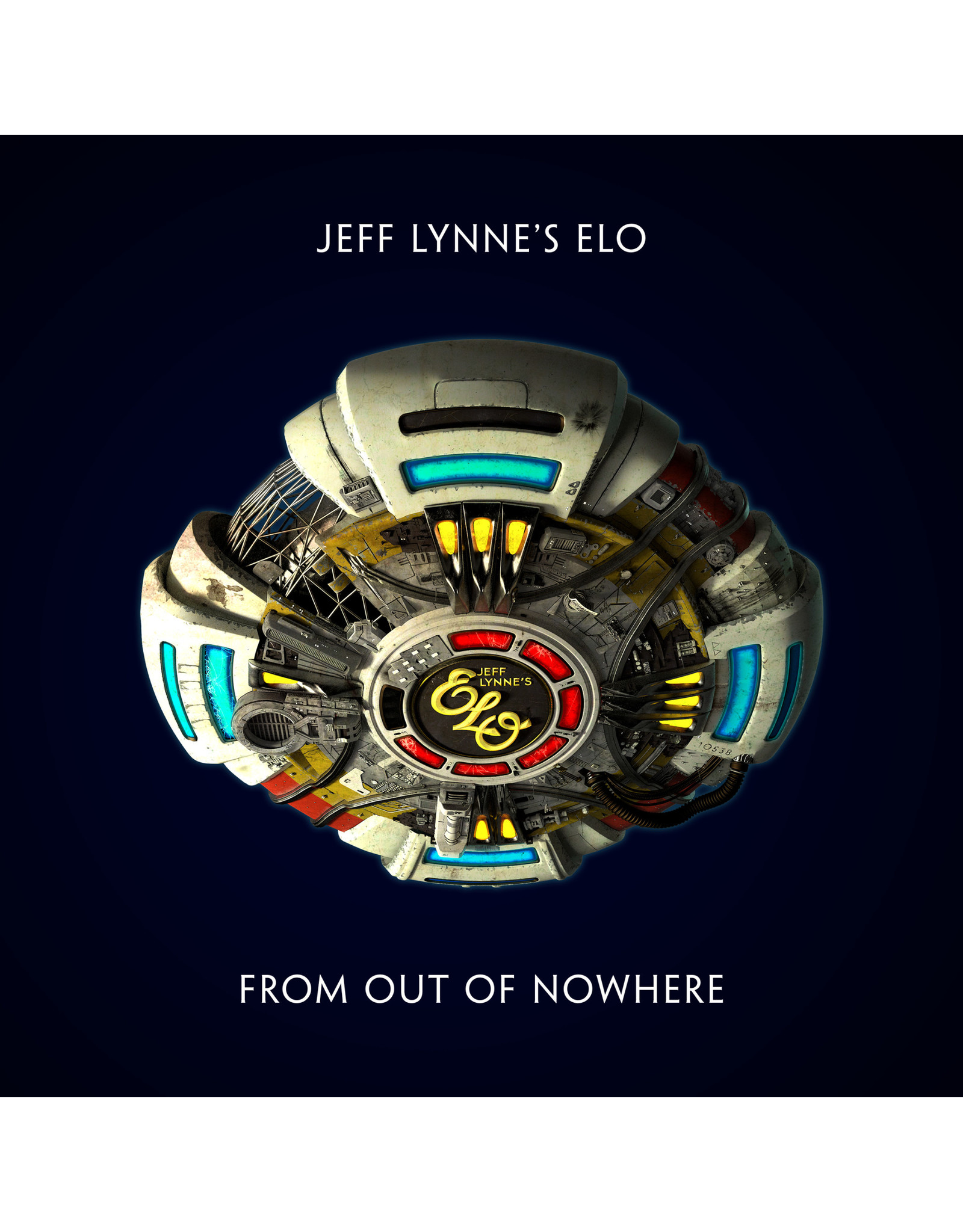 Lynn, Jeff - From Out Of Nowhere CD