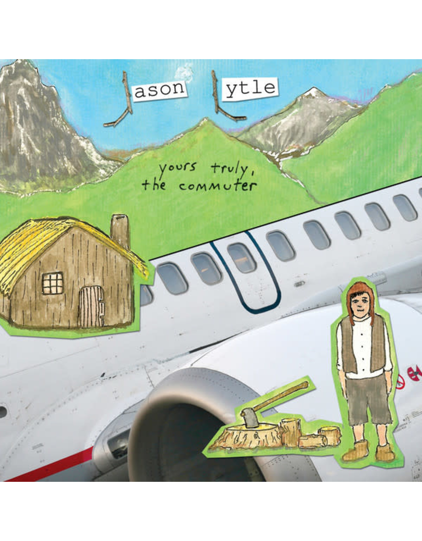 Lytle, Jason - Yours Truly, The Commuter CD