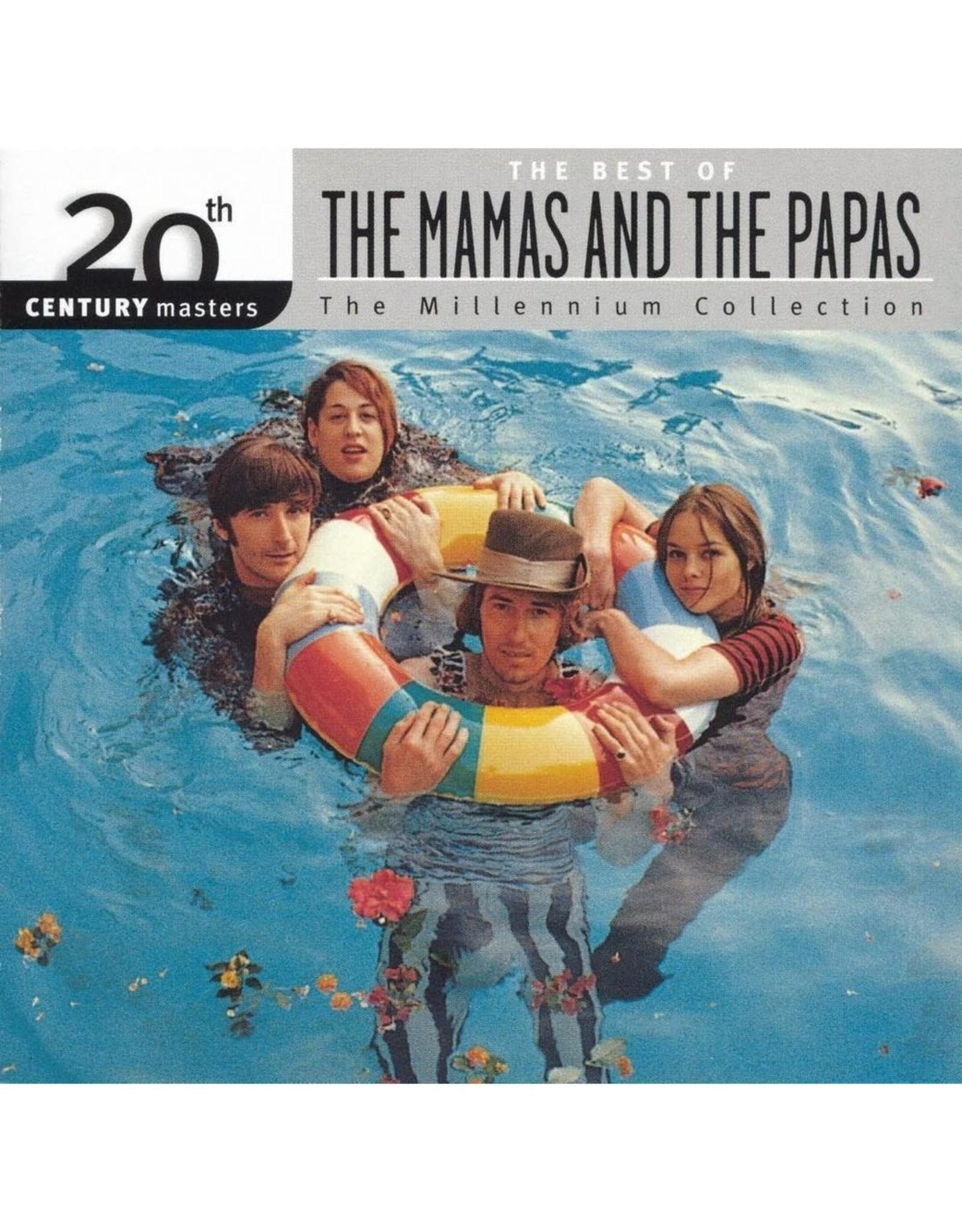 Mamas & Papas - 20th Century Masters CD