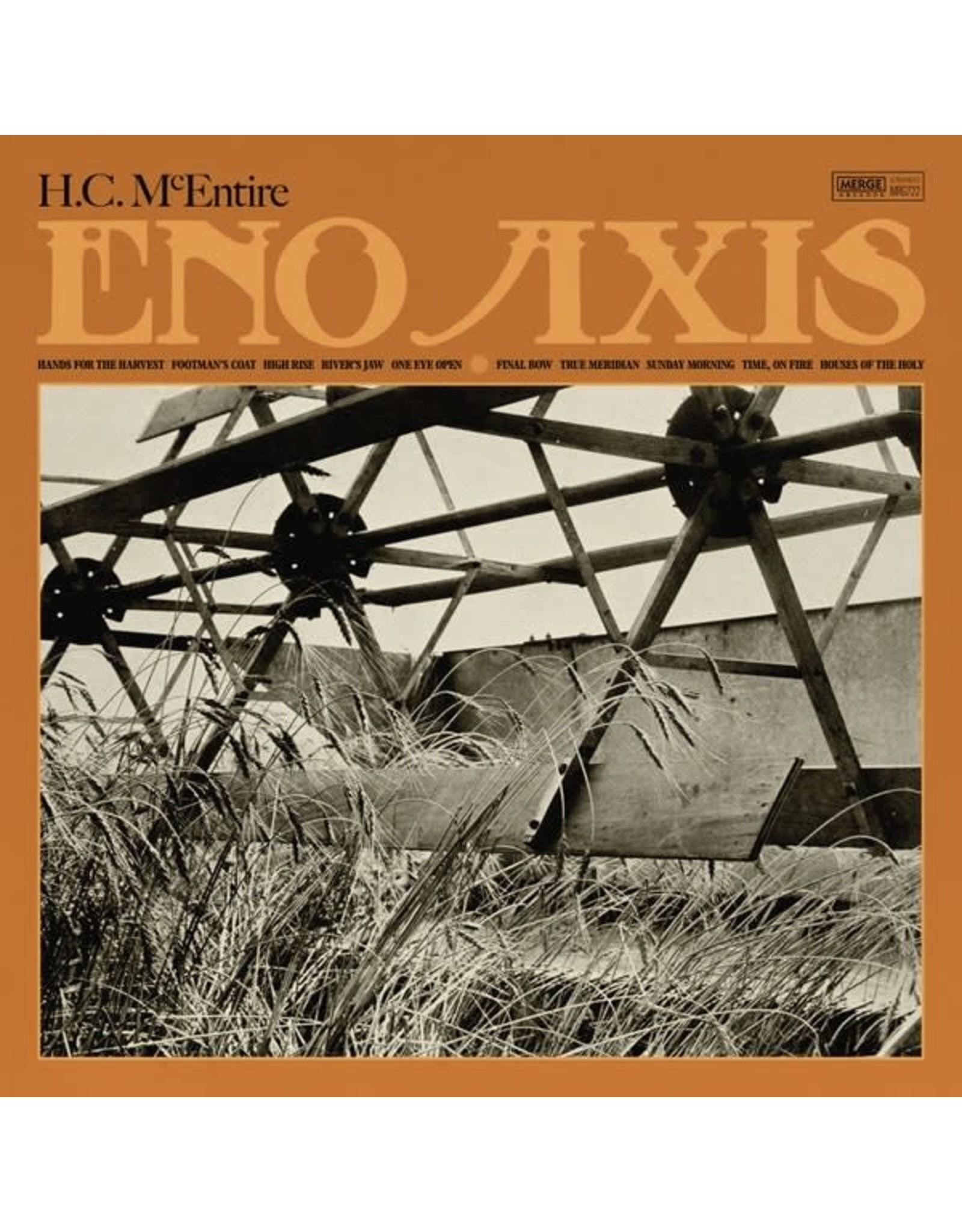 McEntire, H.C. - Eno Axis CD