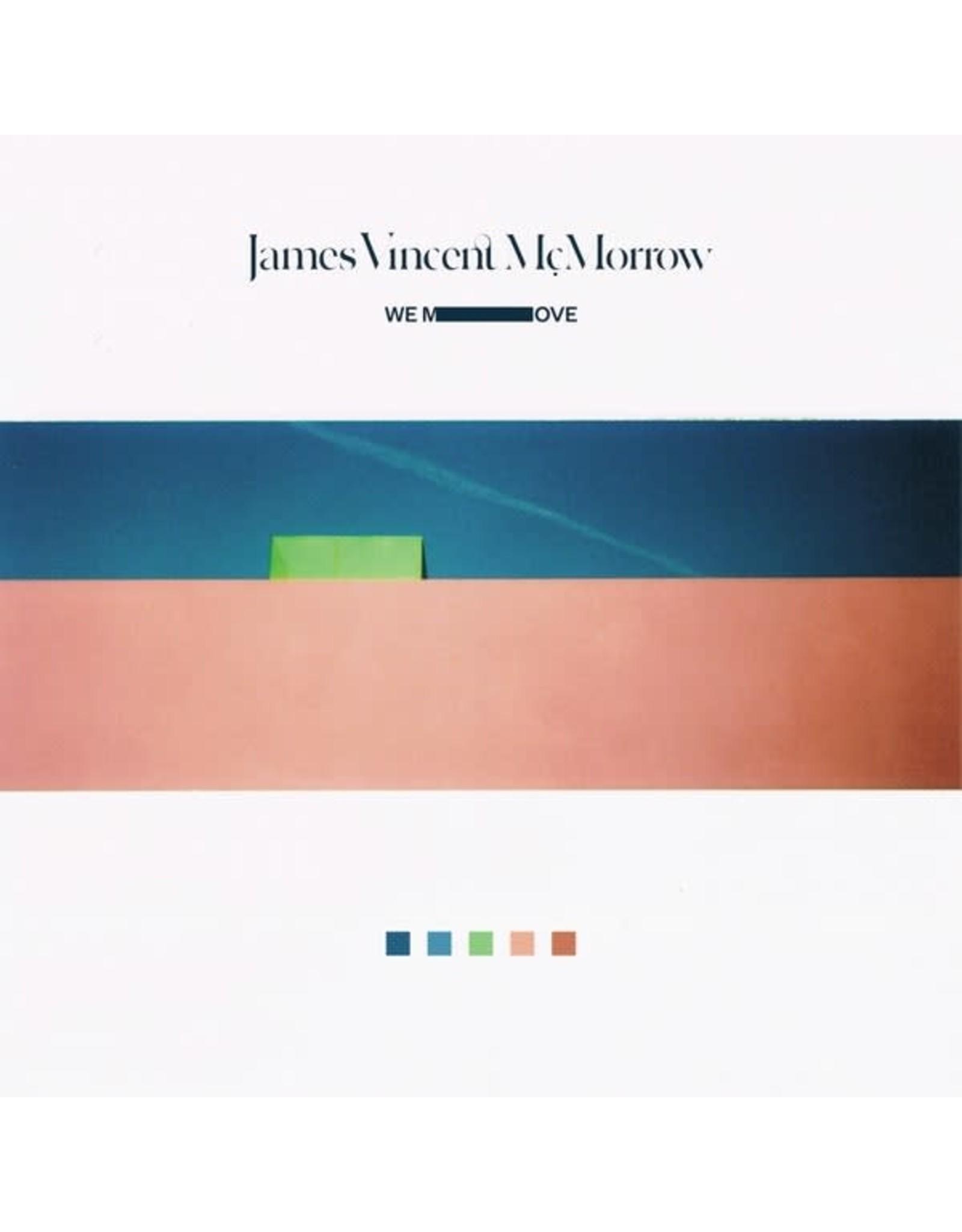 McMorrow, James Vincent - We Move CD