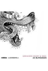 McPherson, J.D. - Undivided Heart & Soul CD
