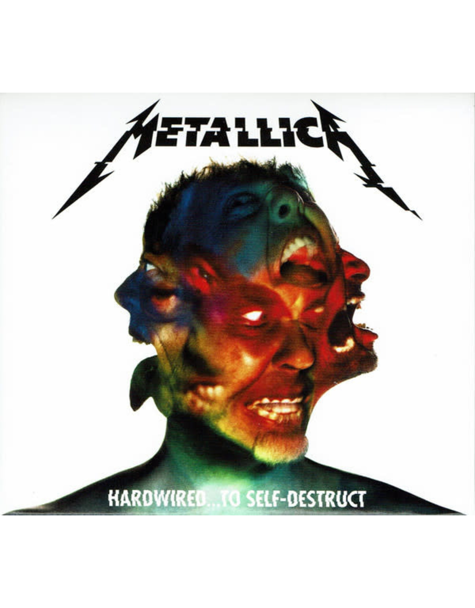 Metallica - Hardwired... To Self-Destruct CD
