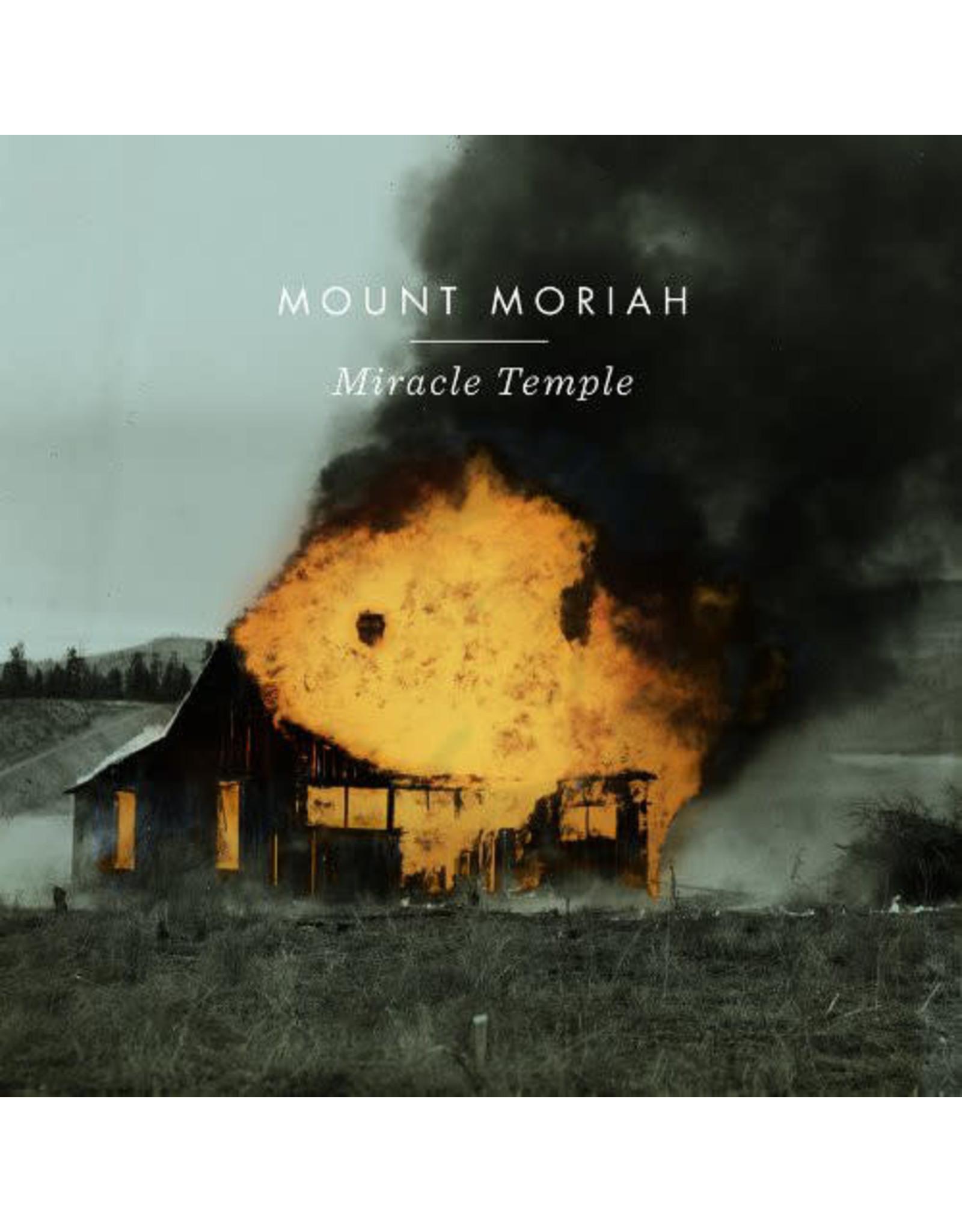 Miracle Temple - Mount Moriah CD