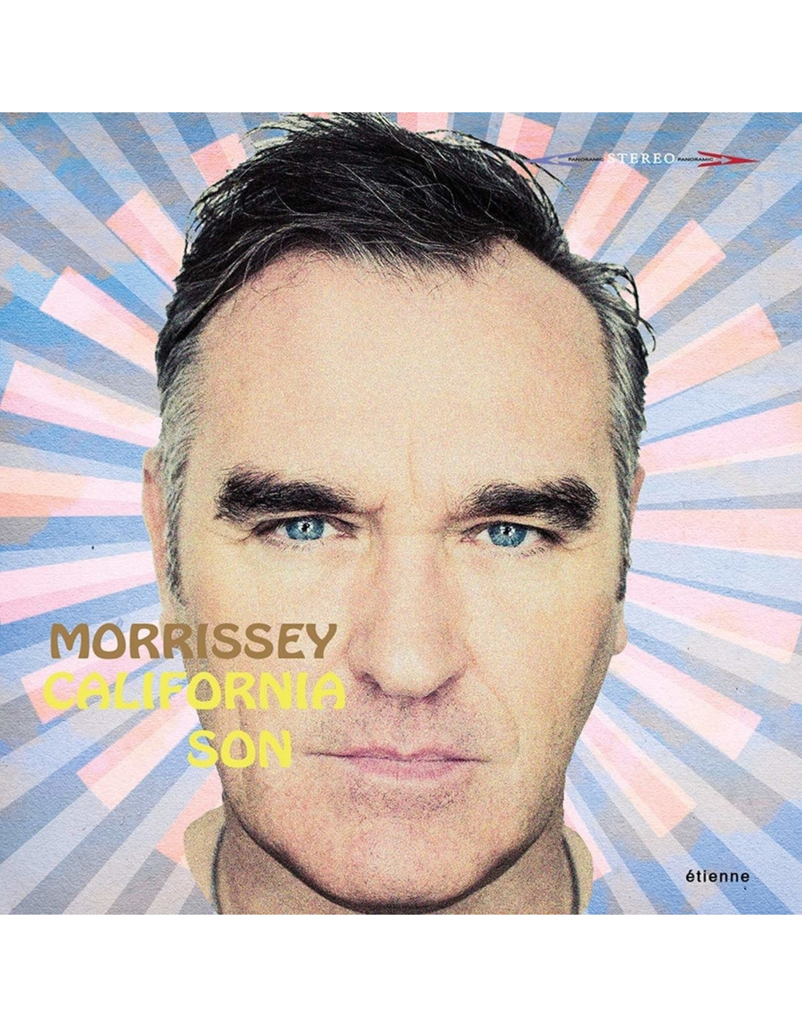 Morrissey  - California Sun CD