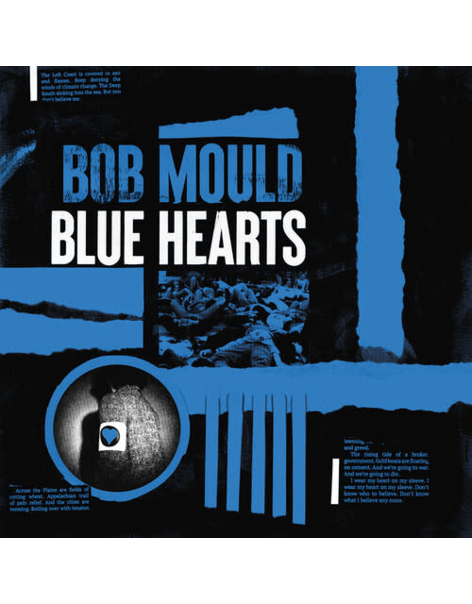 Mould, Bob - Blue Hearts CD