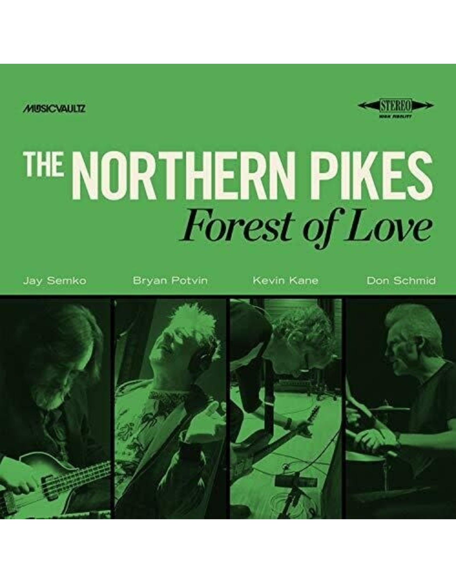Northern Pikes - Forest Of Love CD