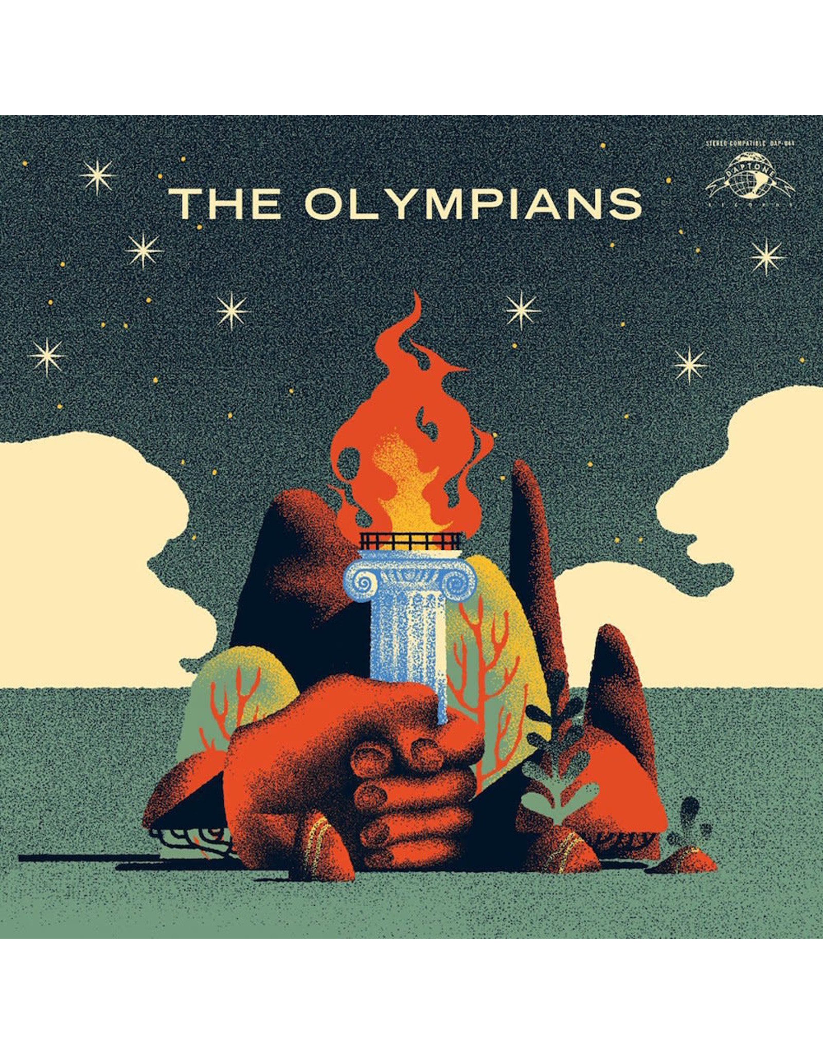 Olympians, The - The Olympians CD