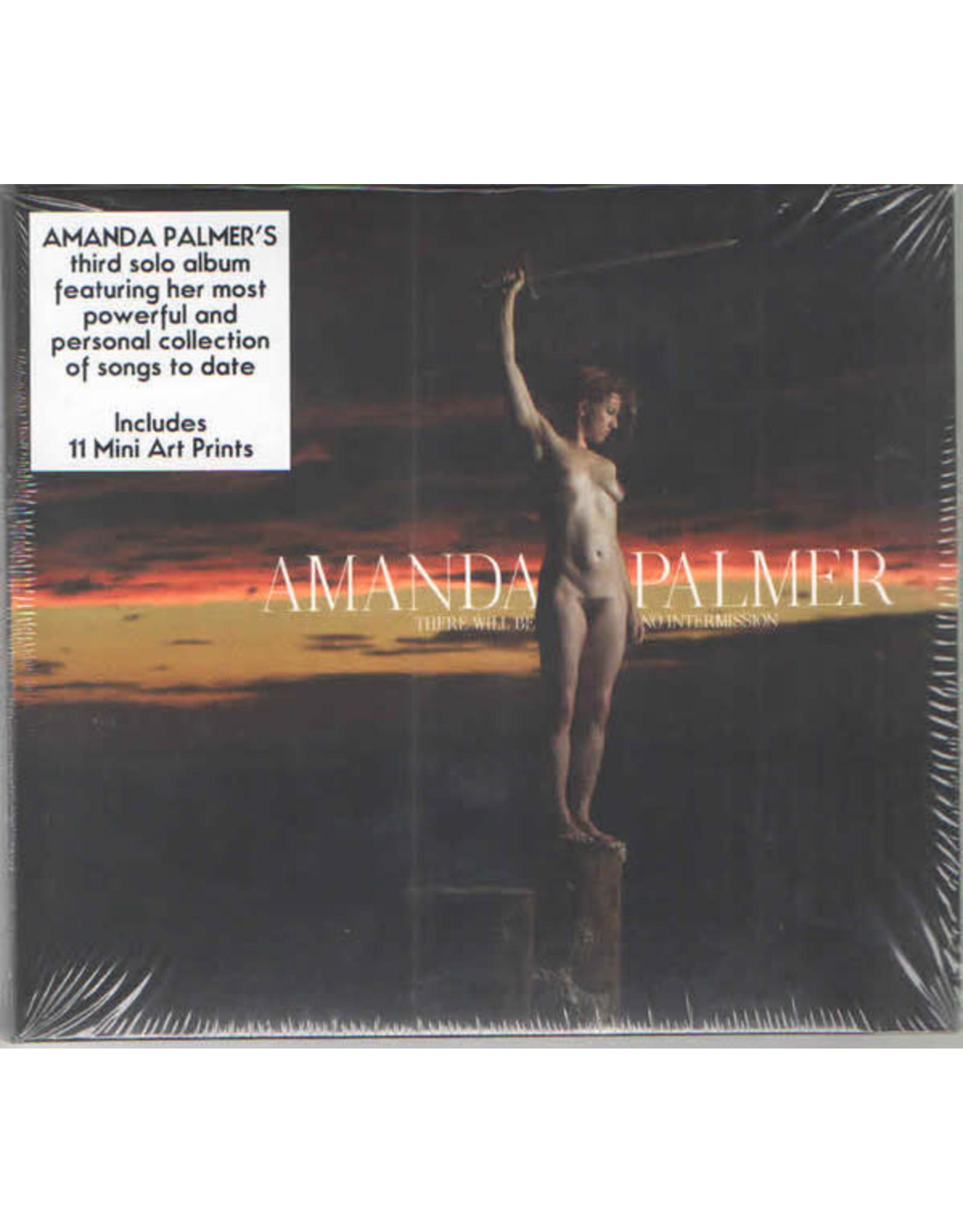Palmer, Amanda - There Will Be No Intermission CD