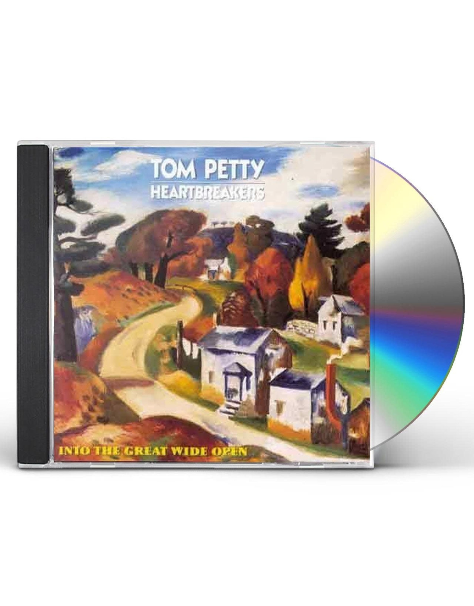 Petty, Tom - Into the Great Wide Open CD