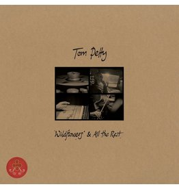 Petty, Tom - Wildflowers & All The Other Stuff 4 CD