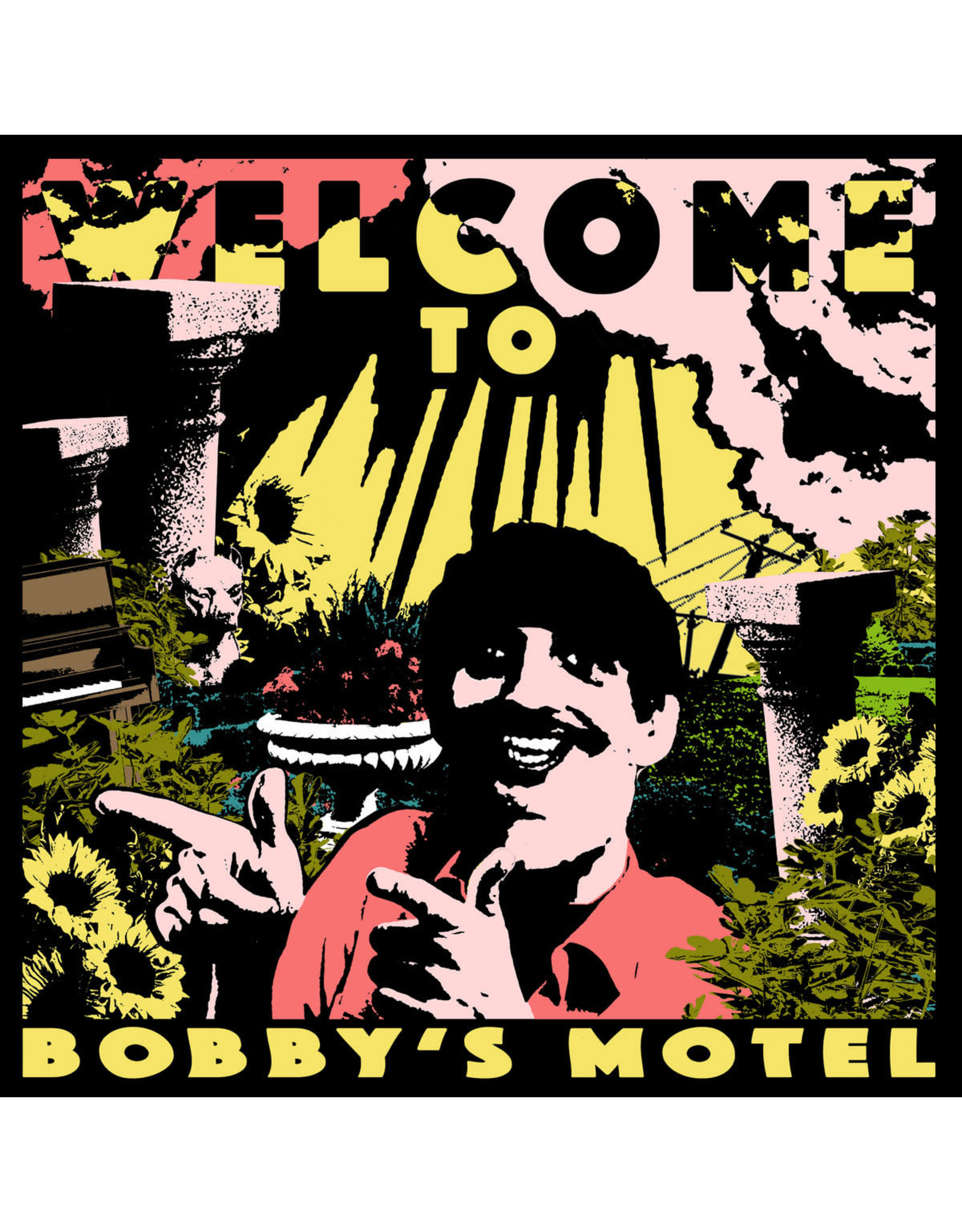 Pottery - Welcome to Bobby's Motel CD