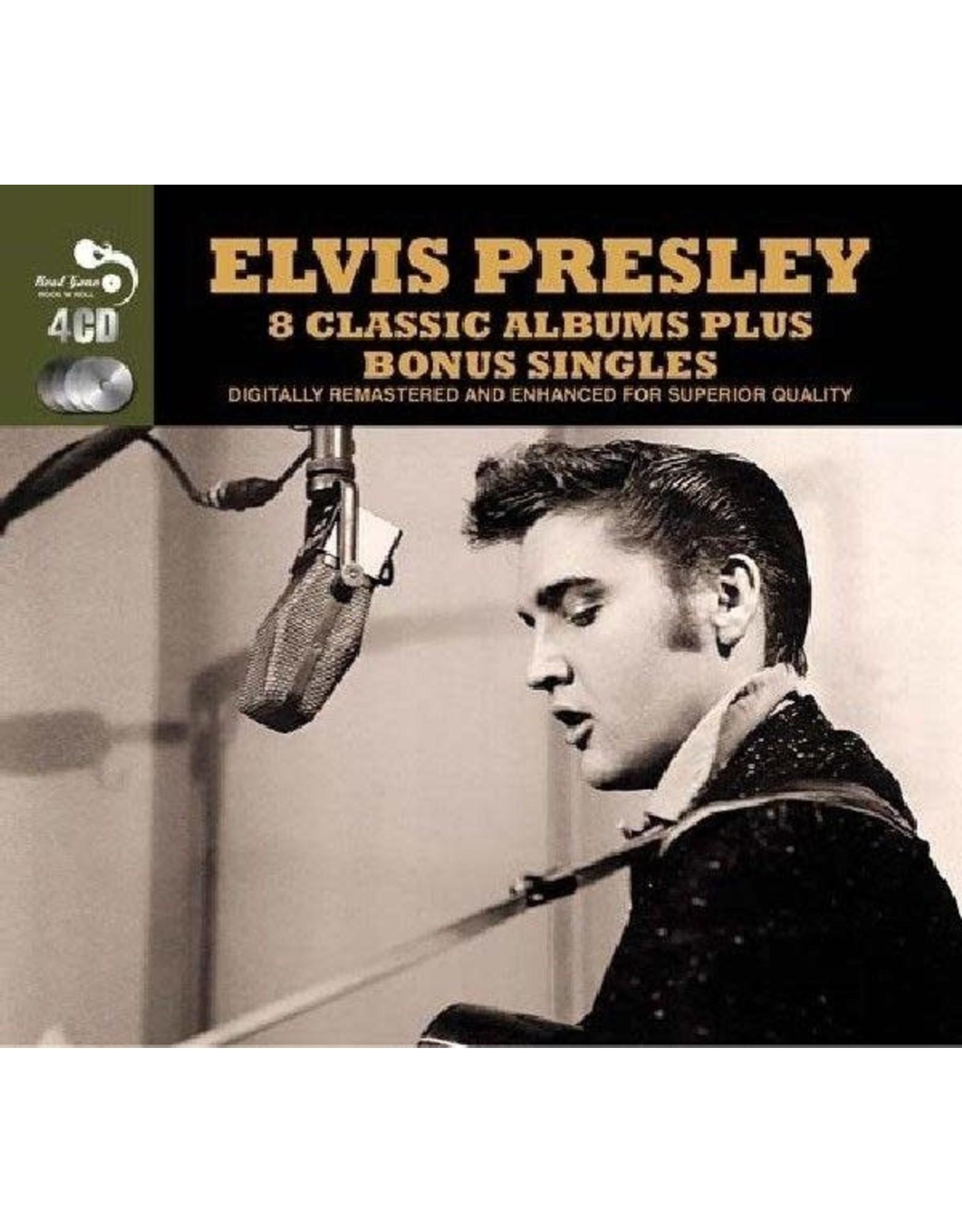 Presley, Elvis - Eight Classic Albums Plus Bonus Singles CD