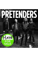 Pretenders, The - Hate For Sale CD