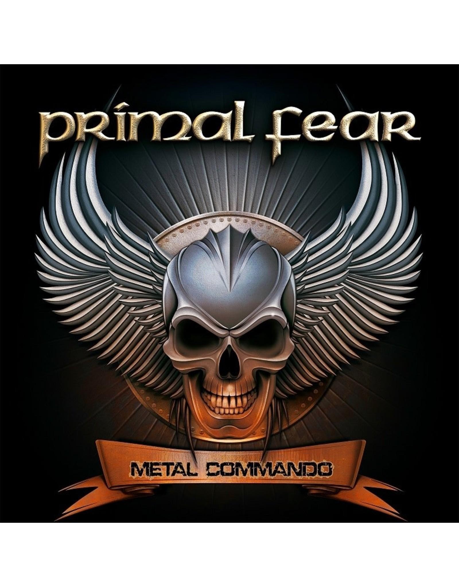 Primal Fear - Metal Commando CD