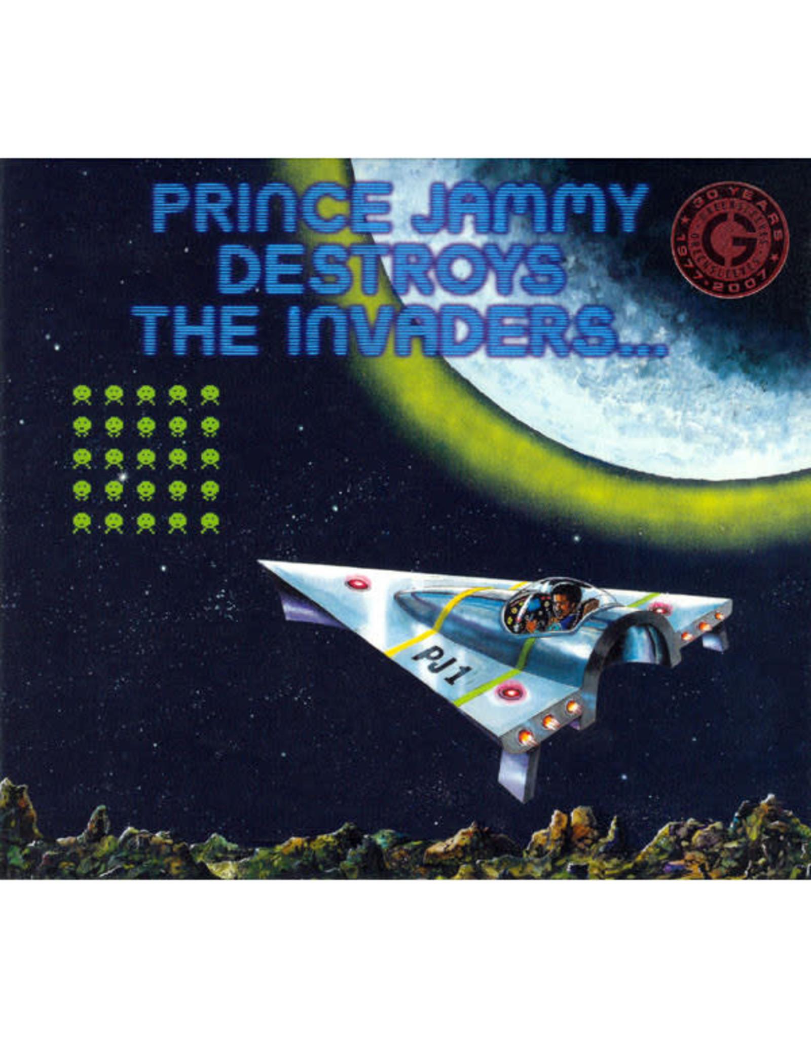 Prince Jammy - Destroys the Invaders CD