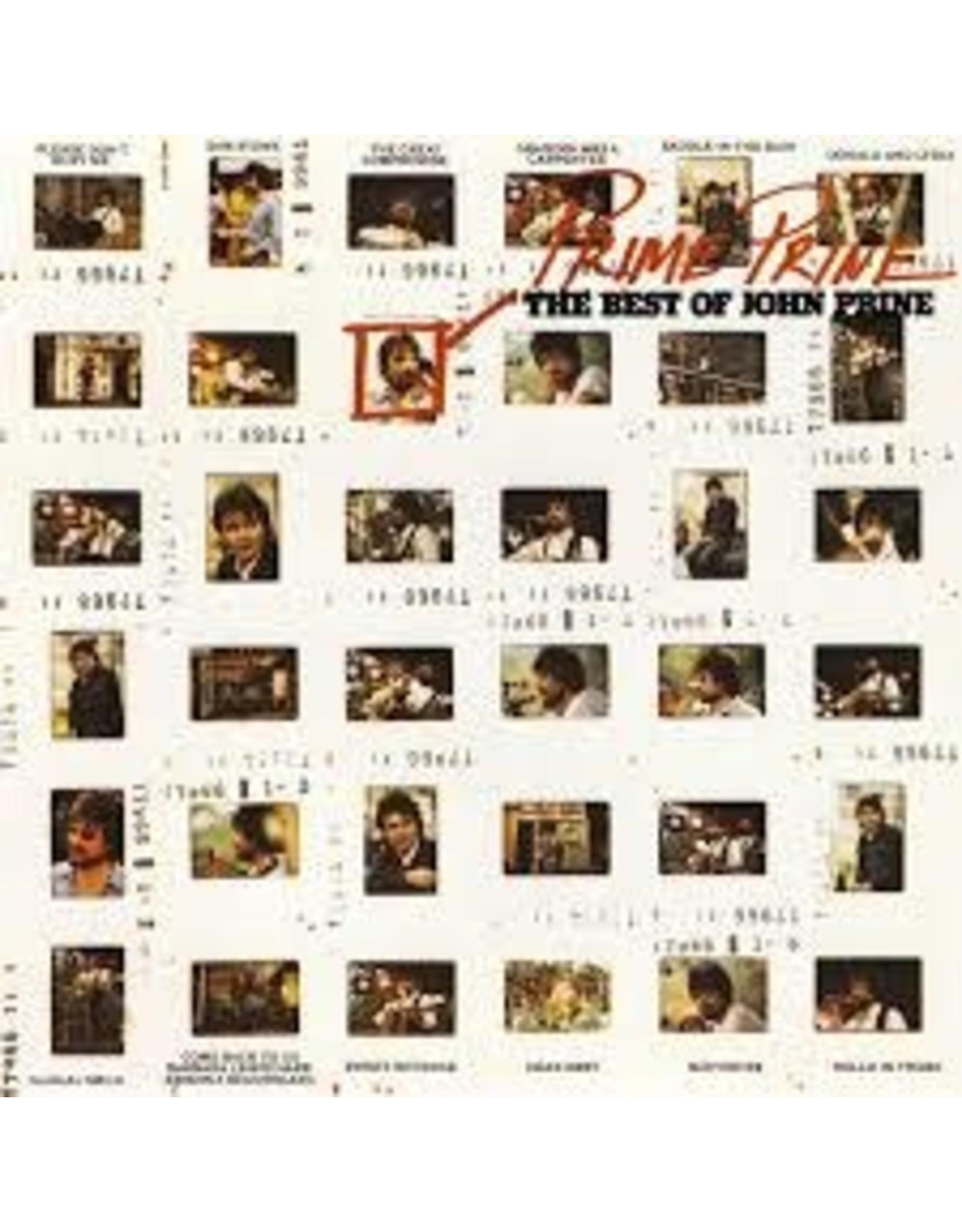 Prine, John - Prime Prine: The Best Of CD