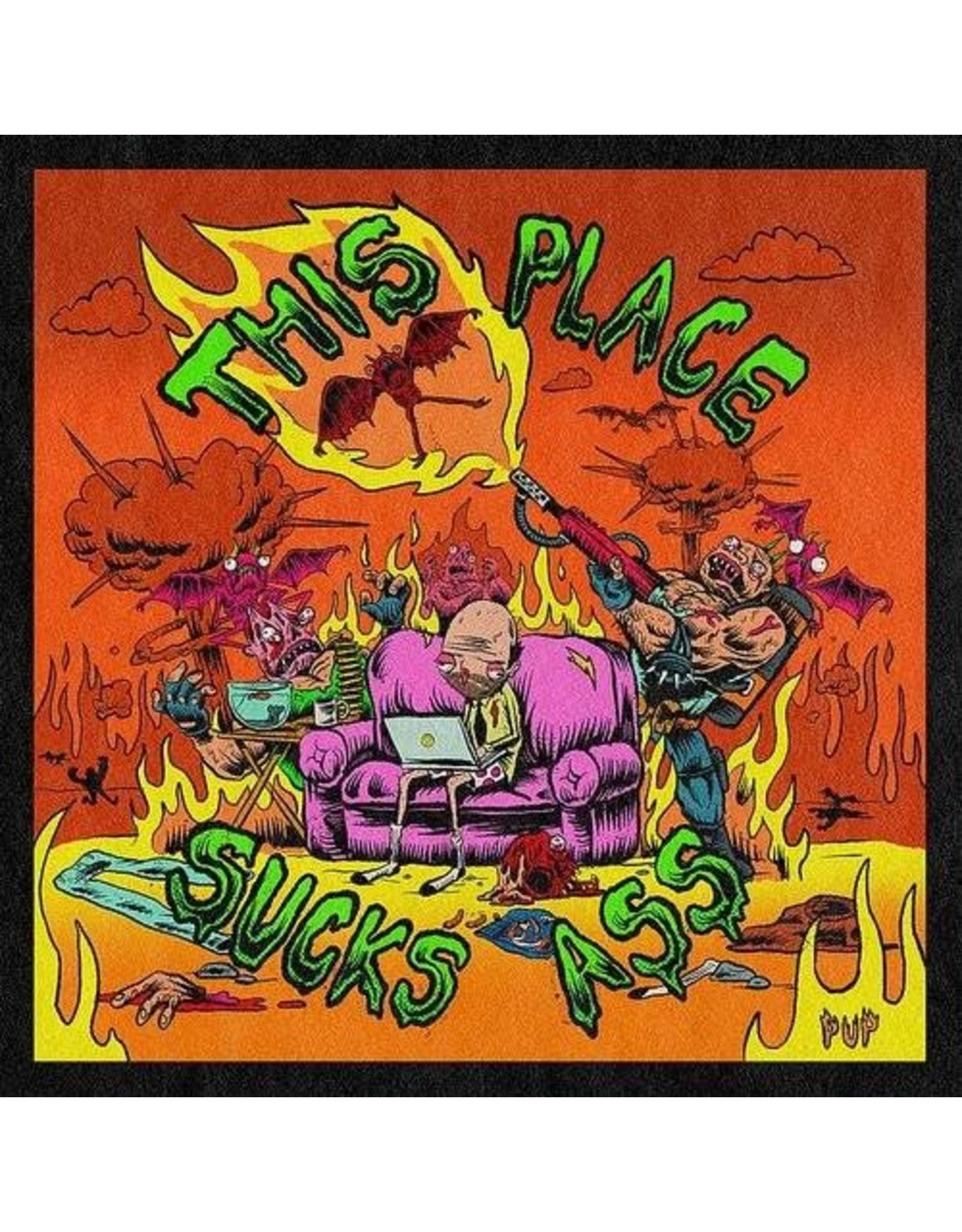 Pup - This Place Sucks Ass CD