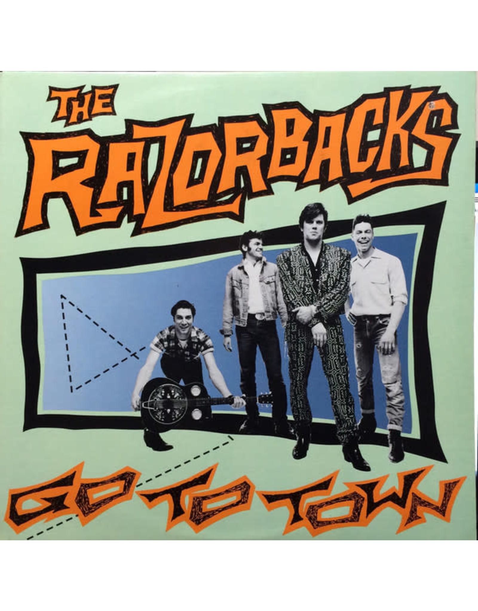 Razorbacks - Go To Town CD