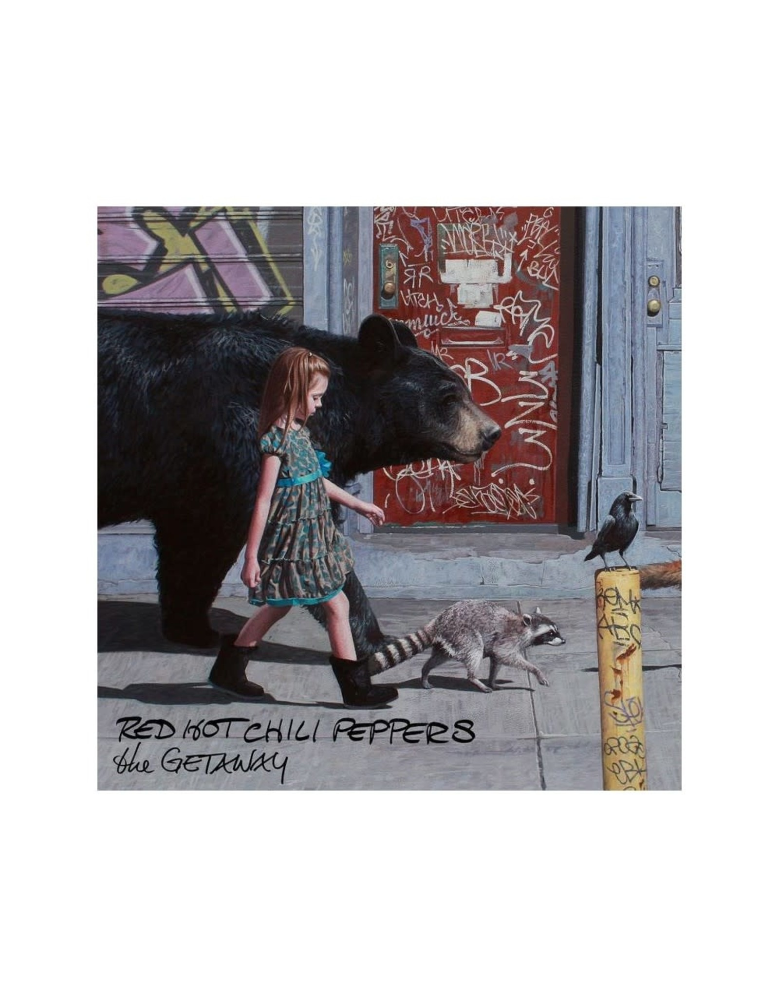 Red Hot Chili Peppers - The Getaway CD