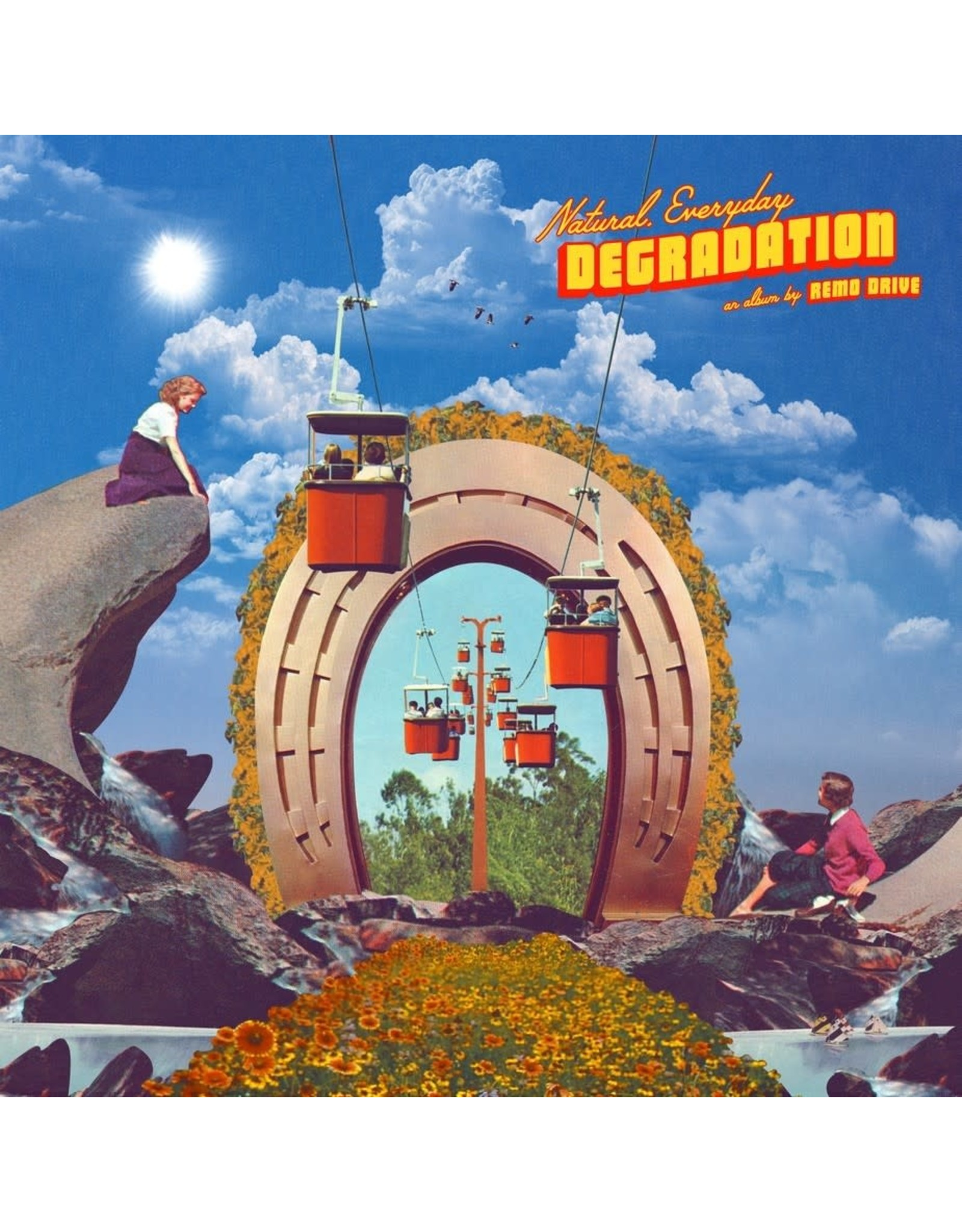 Remo Drive - Natural Everyday Degradation CD