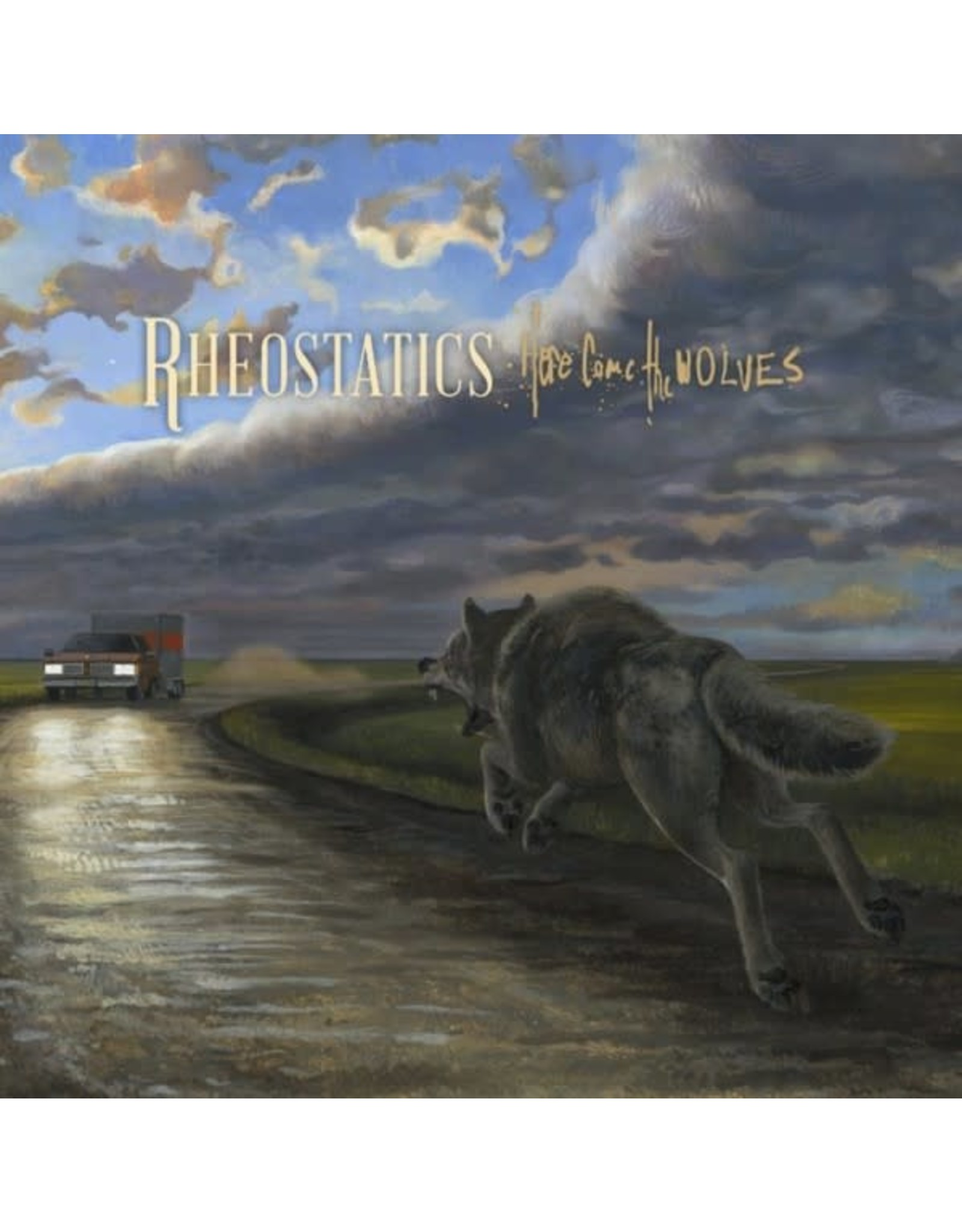 Rheostatics - Here Come the Wolves CD