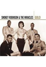 Robinson, Smokey & The Miracles - Gold CD