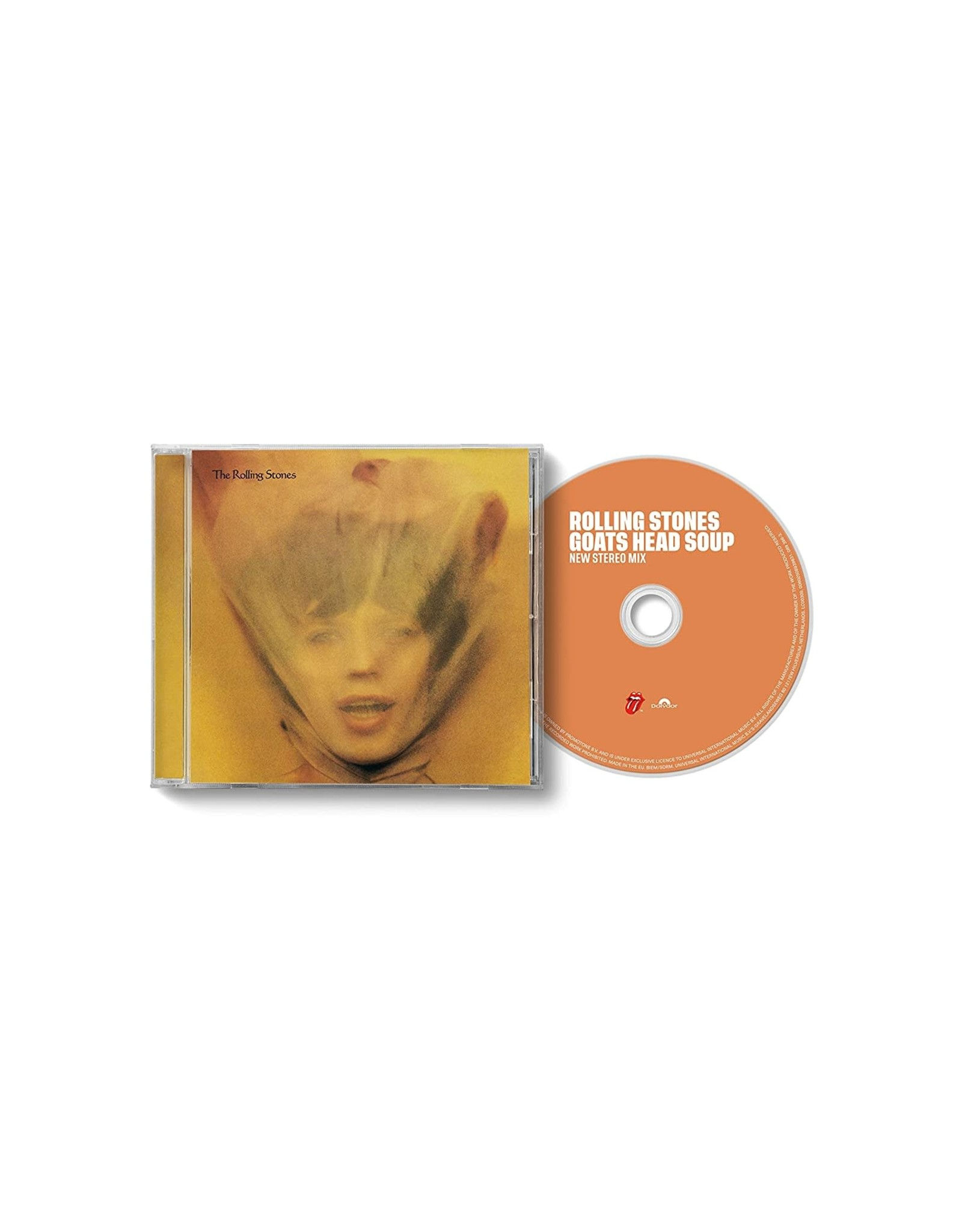 Rolling Stones - Goats Head Soup CD