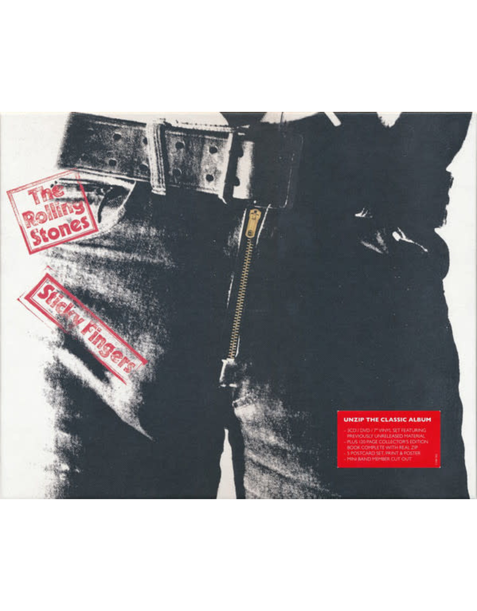Rolling Stones - Sticky Fingers (Super dlx edition) CD