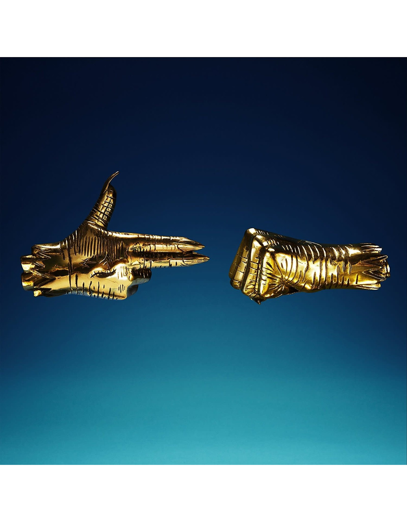 Run the Jewels - RTJ3 CD