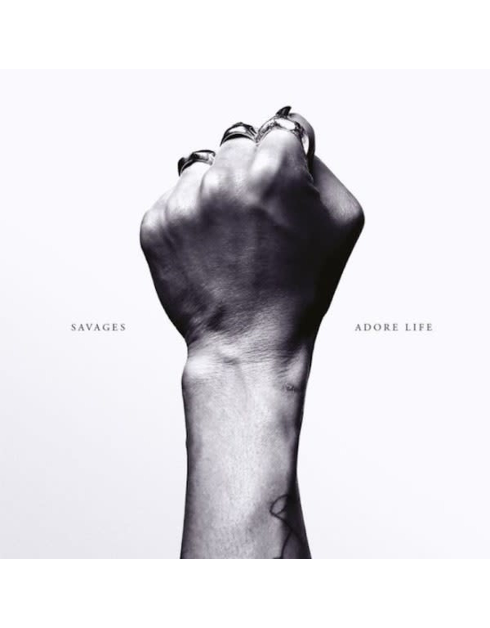 Savages - Adore Life CD