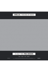 Shellac - The End of Radio CD