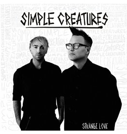 Simple Creatures - Strange Love CD