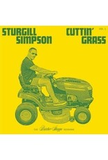 Simpson, Sturgill - Cuttin' Grass CD