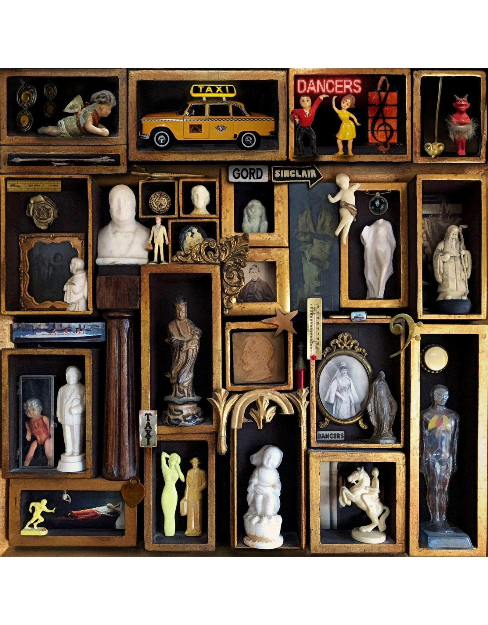 Sinclair, Gord - Taxi Dancers CD