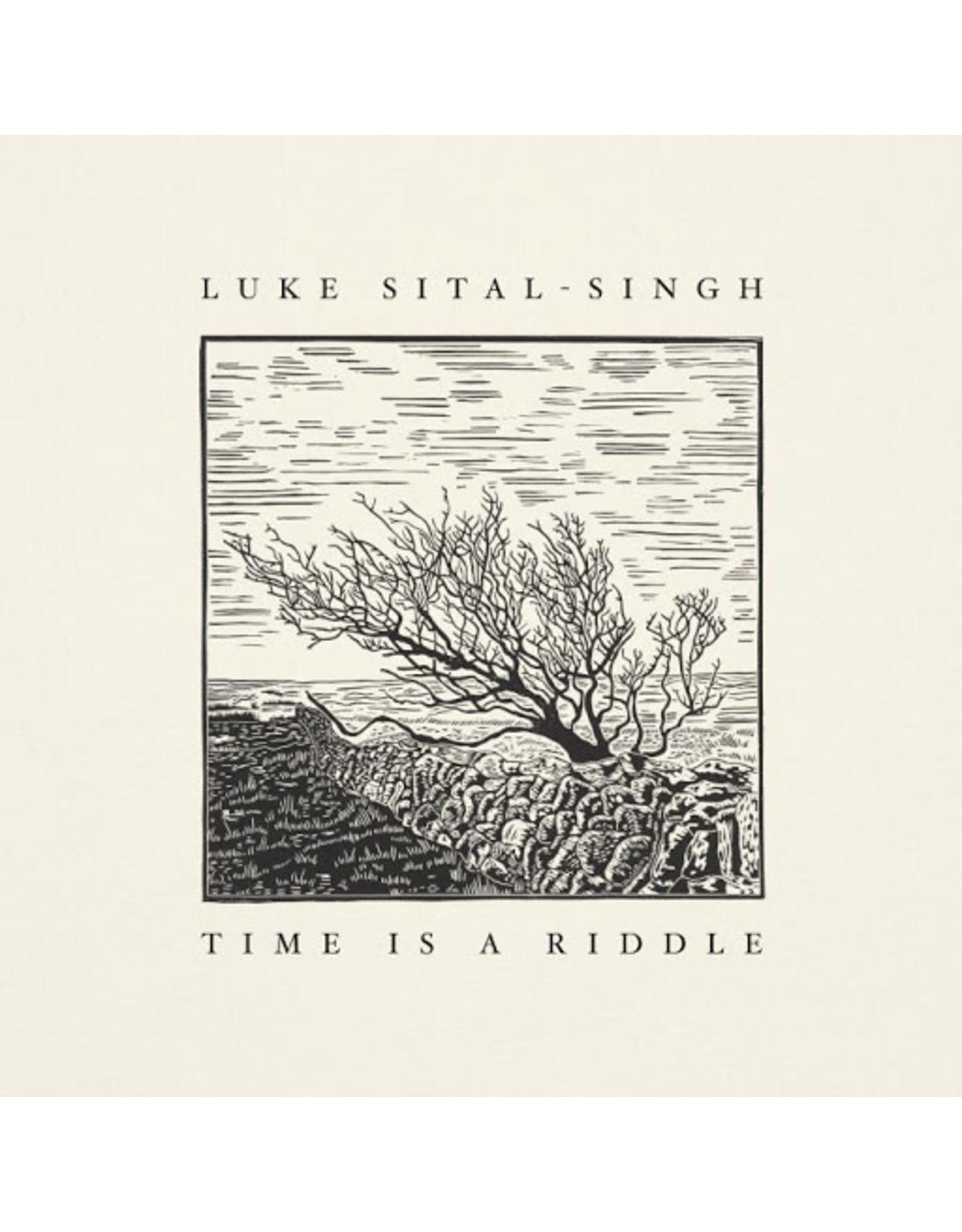 Sital-Singh, Luke - Time is a Riddle CD