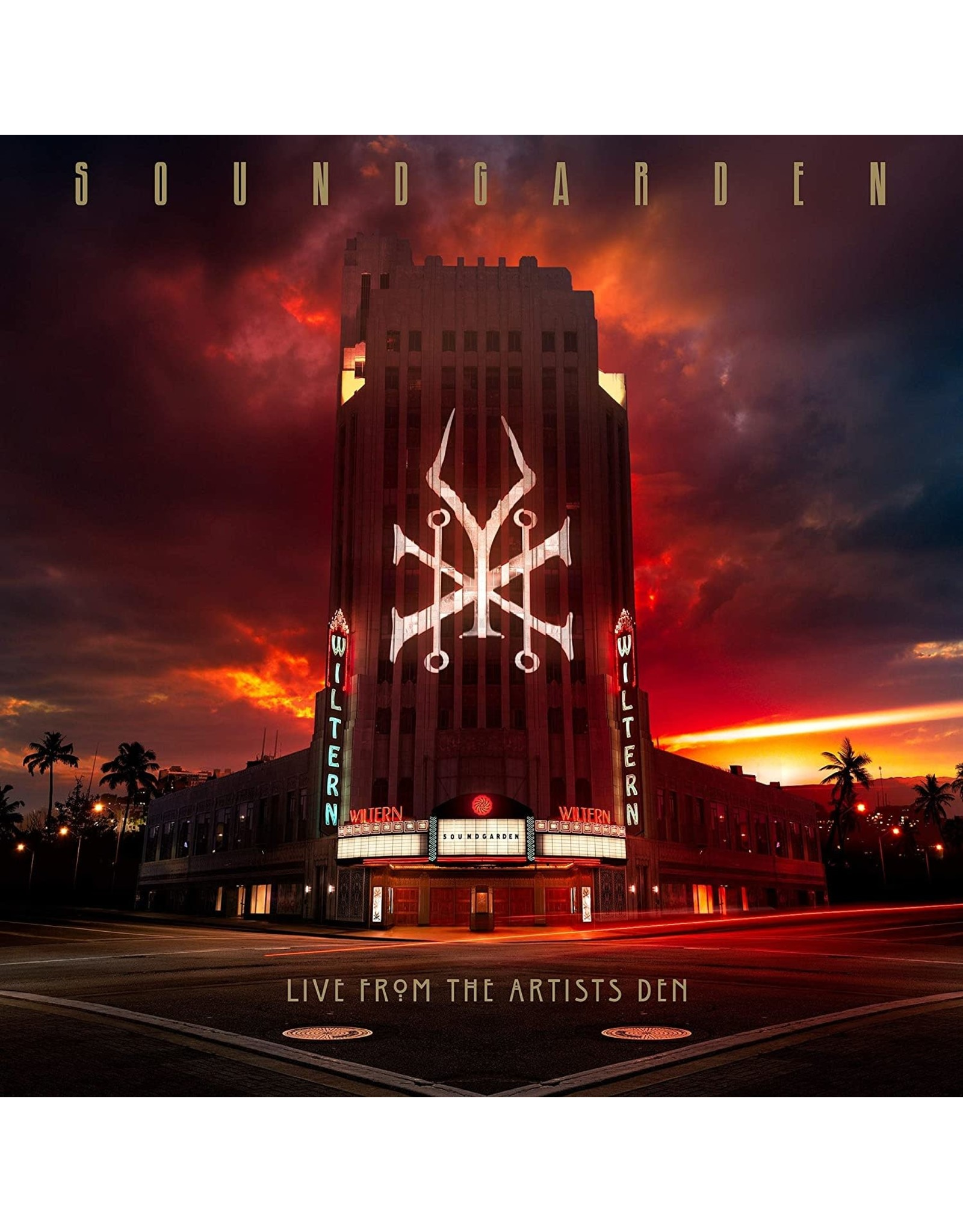 Soundgarden - Live From The Artist's Den CD