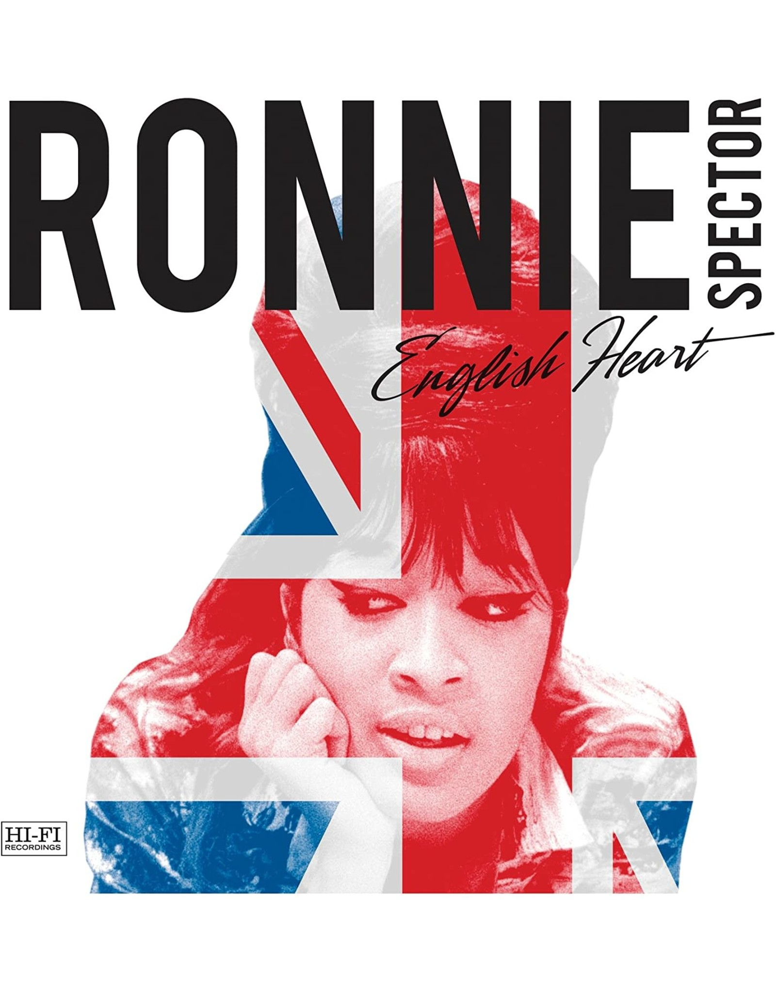Spector, Ronnie - English Heart CD
