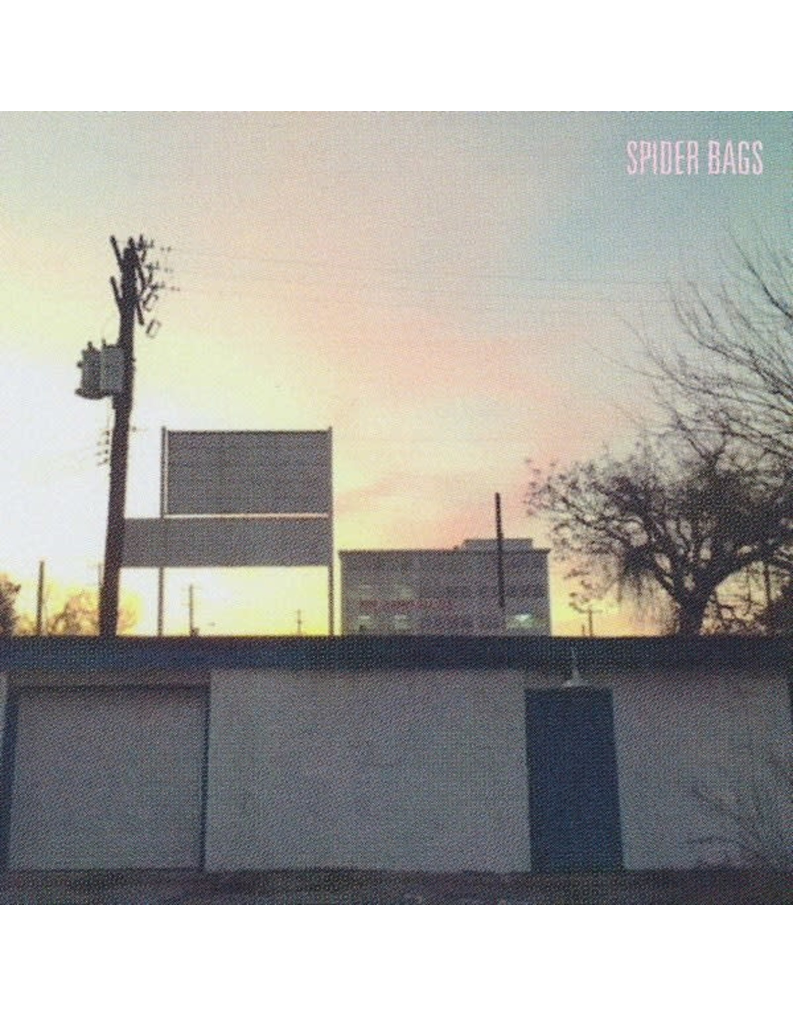 Spider Bags - Someday Everything Will Be Fine CD