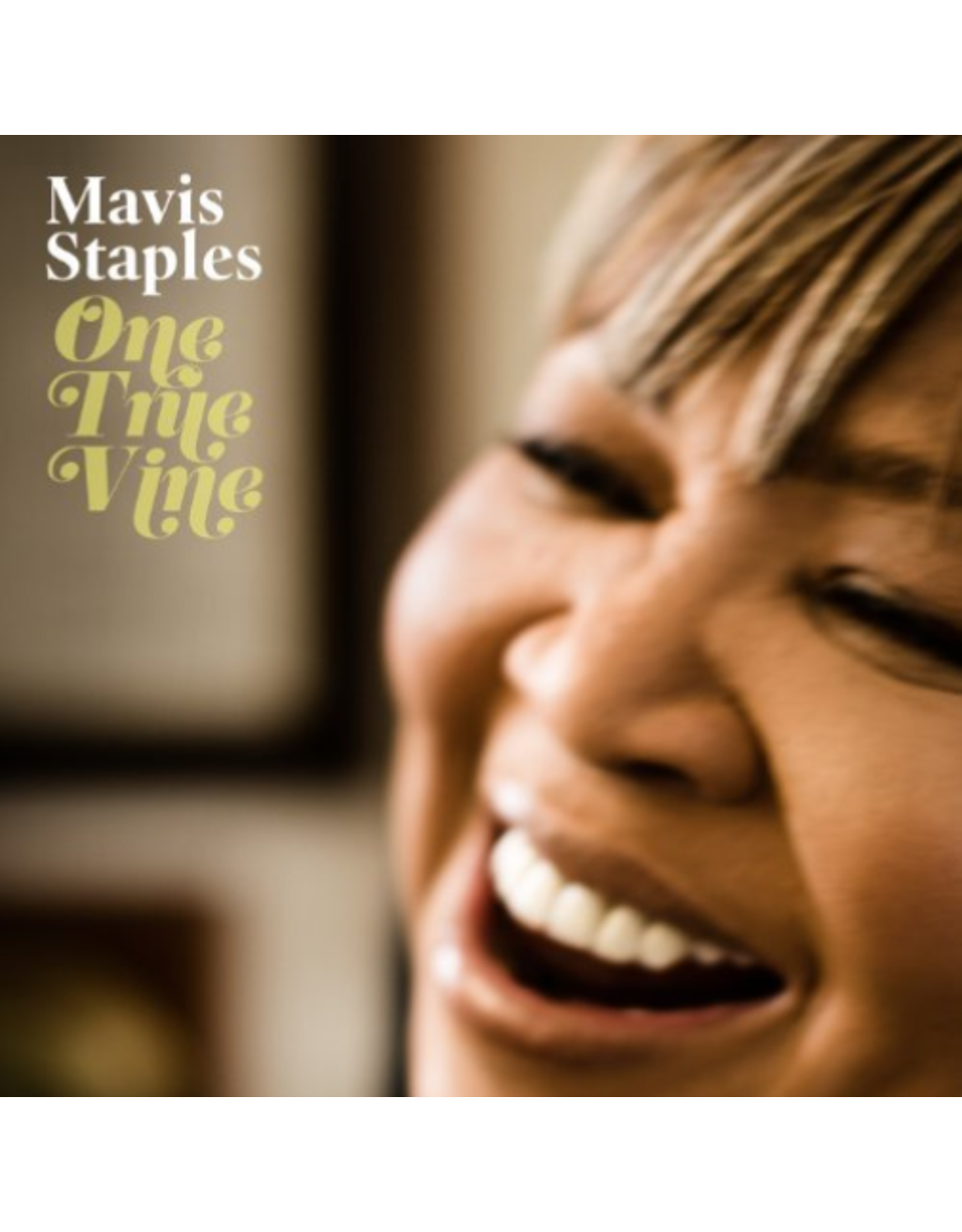 Staples, Mavis - One True Vine CD