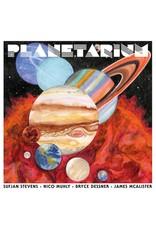 Stevens, Sufjan, Nico Muhly, Bryce Dessner, James - Planetarium CD