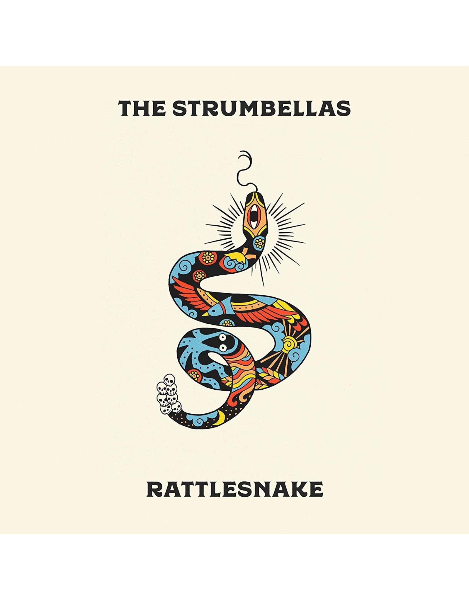 Strumbellas - Rattlesnake CD