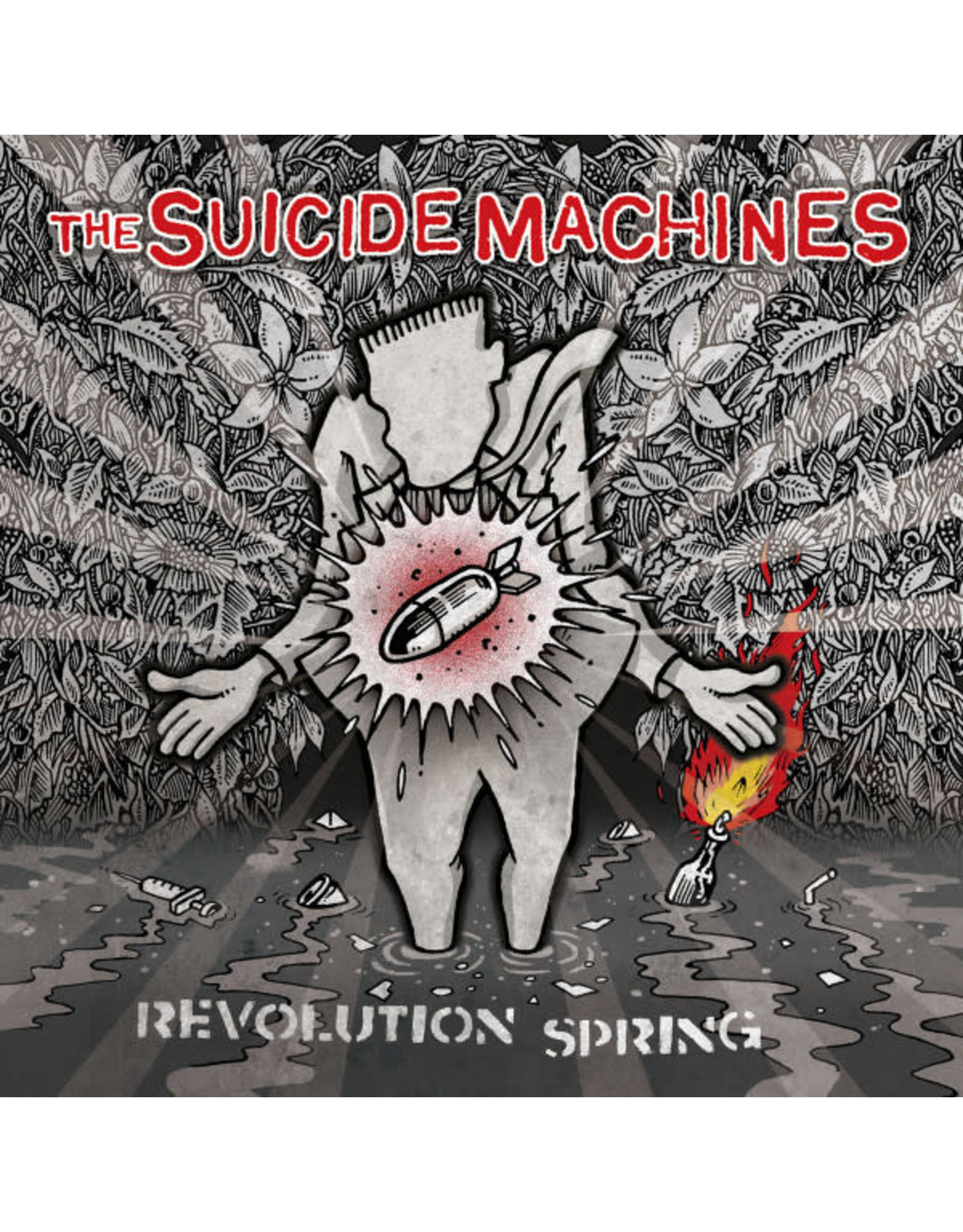 Suicide Machines - Revolution Spring CD