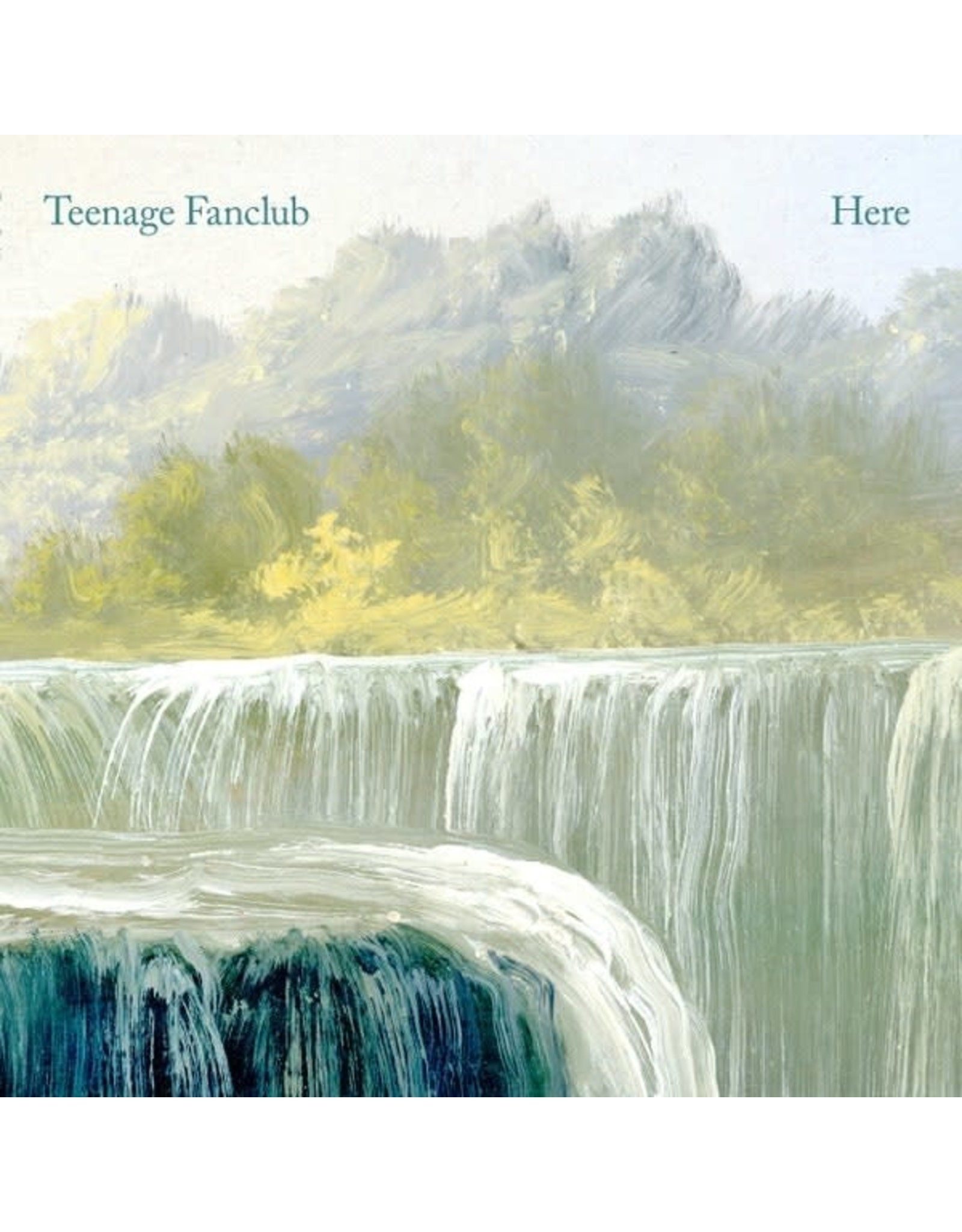 Teenage Fanclub - Here CD